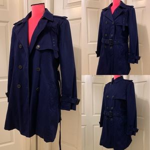 New Zara Basic trench coat